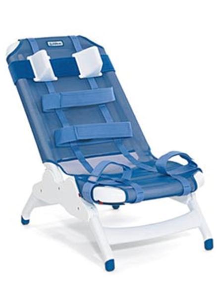 badstoel met positioneringstoebehoren